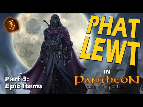Phat Lewt Part 3: Epic Items
