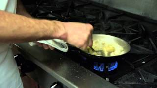 Cauliflower Risotto With Brie & Almonds : Amazing Dishes