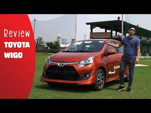"A U T O V I N A. "" Review xe Toyota Wigo ""「Video Review」"