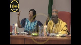 Watch Drama As Senator Fires Health Ministry Director, Over PPP