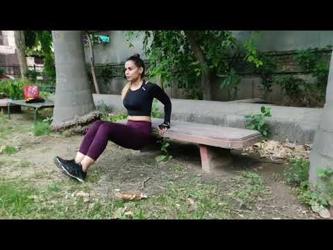 LOCKDOWN HOME/OUTDOOR WORKOUT