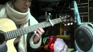 Flower -guitar cover
