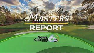 Masters Report 2018 - Sunday