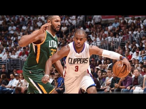 Chris Paul Top 20 Crossovers & Handles of 2016-17 seson