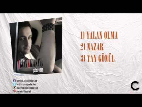 Ercan Kızılkaya - Yan Gönül (Official Lyric)