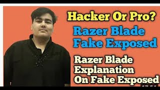 Razor Blade exposed - Justification - Now few questions