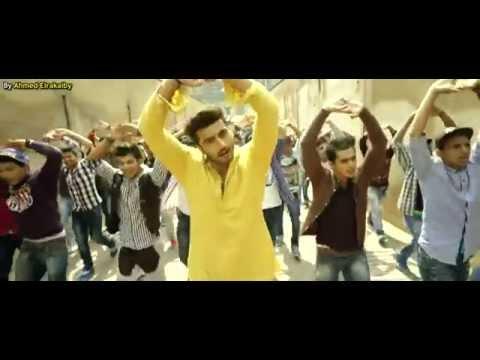 اغنية من فيلم الأكشن والإثارة الهندي