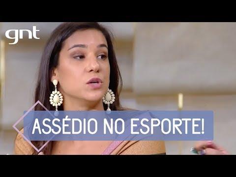 Joanna Maranhão fala sobre o assédio sexual que sofreu | Mini Saia| Saia Justa