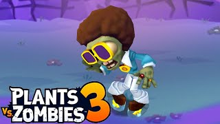 Plants vs. Zombies 3 - Gameplay Walkthrough Part 10 - Squash VS Disco Zombie (Nightclub Zombie)