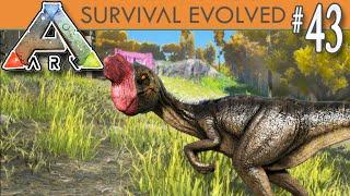 ARK: Survival Evolved - Oviraptor !!!
