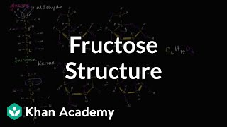 Molecular Structure Of Fructose