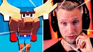 DEN MANDIGE ELG I MINECRAFT?! - Reagerer til @TortenSkjold Video