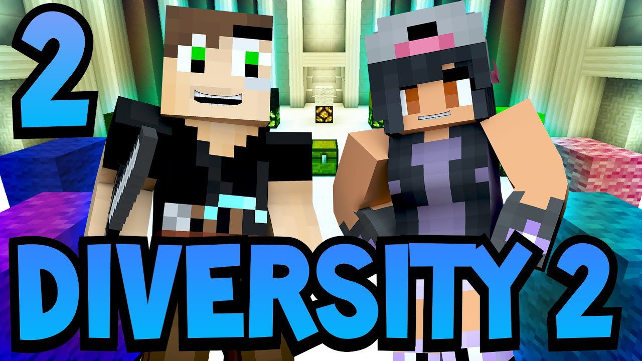 Minecraft Diversity 2 Ep2 Days Of Our Lives YouTube