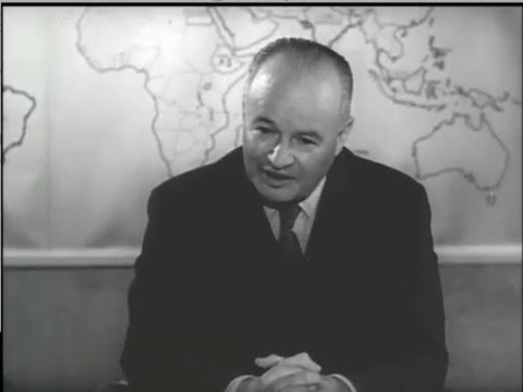 The Eternal Fight (1948) - Birth of the World Health Organization