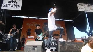 Burning Our Morals Away (Live) - Slaves (Darien Lake Warped Tour Buffalo)