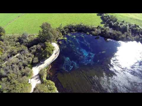 Pupu springs Takaka - Clearest water in the world!
