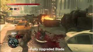 Prototype 2 James Heller All Powers Fully Upgraded (Warning: Extremely Graphic)