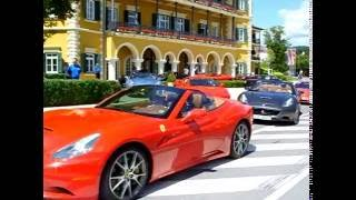 Voiture de Luxe marque Ferrari