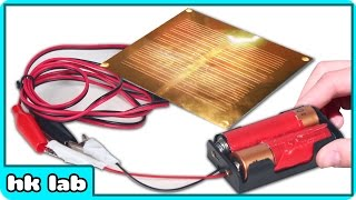 How About Using Sunlight to Charge Your Batteries? HooplaKidzLab