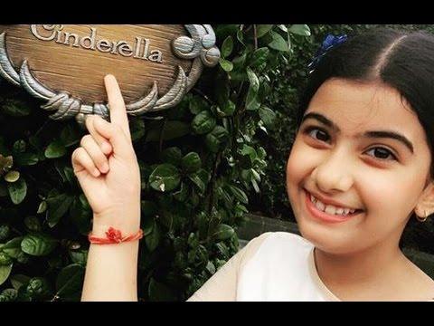 Ruhana Khanna Pemeran Zara di Serial Malaikat Kecil dari India ANTV