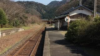 JR三江線 川平駅