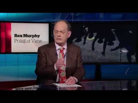 Rex Murphy calls Canada to arms against Stephen Harper