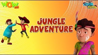 Jungle adventure - Chacha Bhatija - 3D Animation Cartoon for Kids - As seen on Hungama