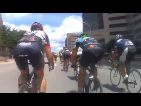 Indy Crit July 2016 4/5 Race