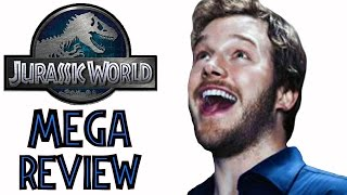 Jurassic World - Mega Review