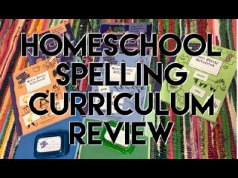 Homeschool Spelling Curriculum Review / Words Their Way Word Study