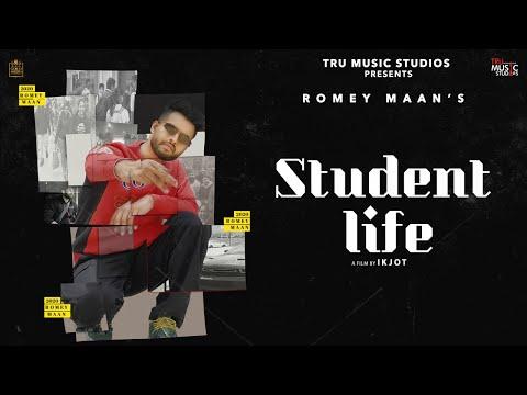 Student Life | Romey Maan | Sulfa | Ikjot | Latest Punjabi Songs 2020 | Jatt ne le lai Dodge Kali