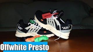 Off white Presto review. Dhgate reveiw