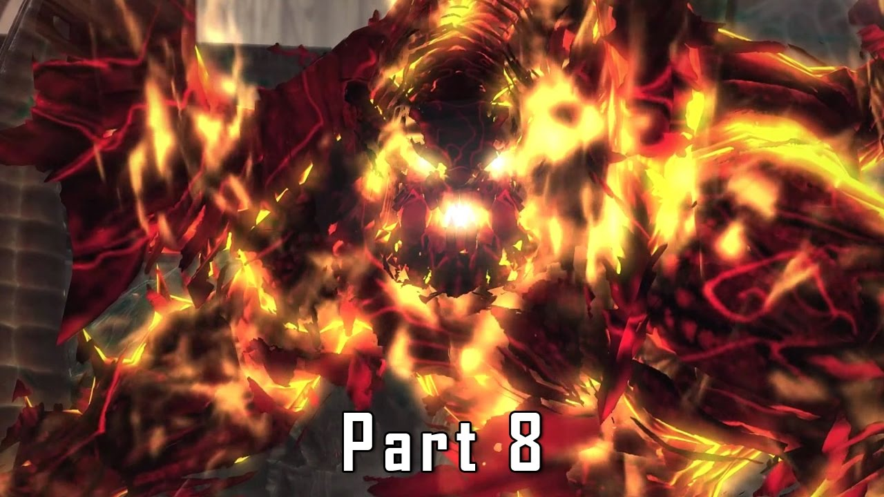 Darksiders Warmastered Edition Part 08 - Chaos Form - YouTube