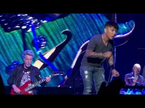 Journey - Open Arms - Live in Las Vegas 5/10/2017