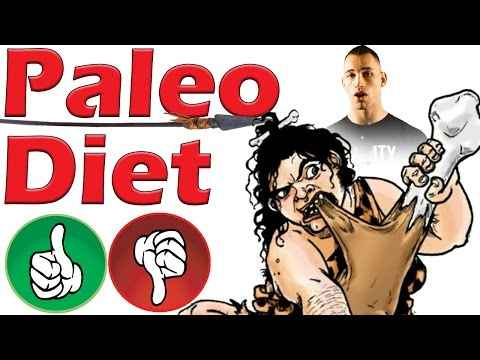The Paleo Diet FACT or FICTION | Caveman Diet | Paleo Food List | Paleo Diet Weight Loss | Stone Age