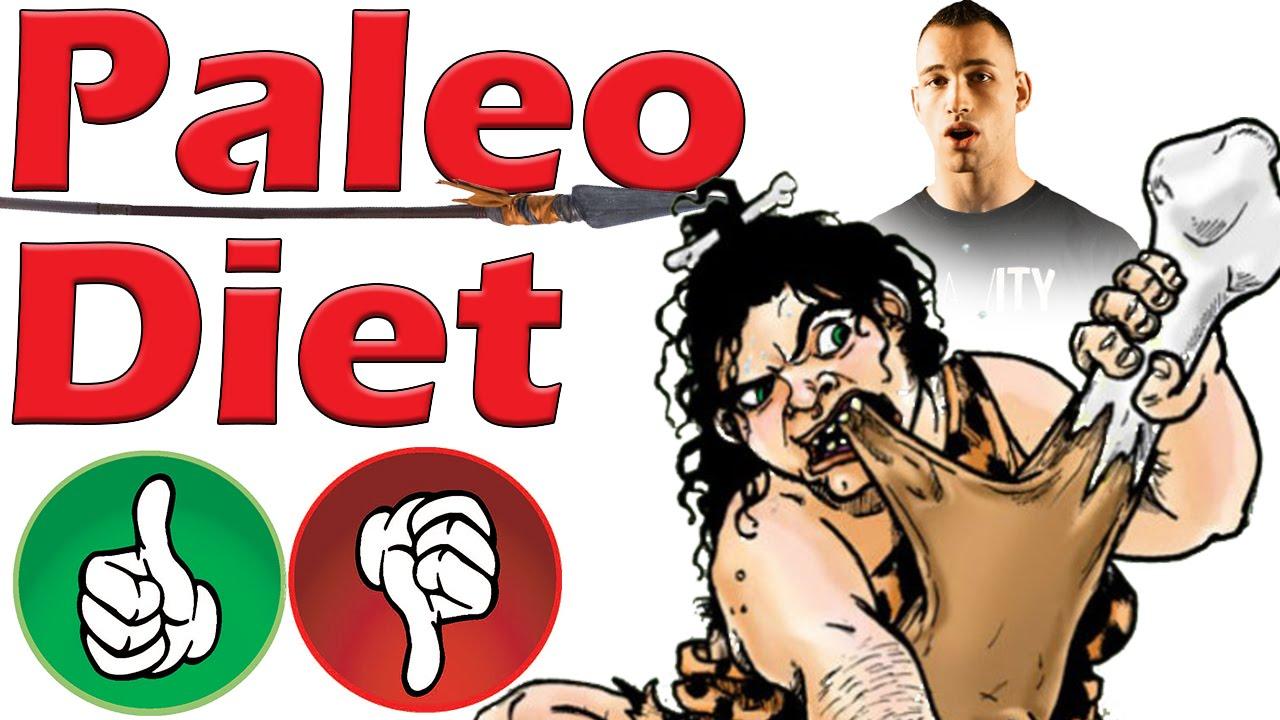 The Paleo Diet FACT or FICTION | Caveman Diet | Paleo Food ...