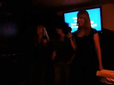 Karaoke night short