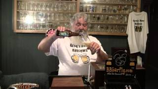 Beer Review # 1347 Three Floyds Brewing Gumballhead Wheat Ale