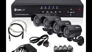 How to Install security camera. (தமிழ்/Tamil)