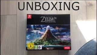 ✂️ Unboxing | The Legend of Zelda Link's Awakening - Edycja Limitowana