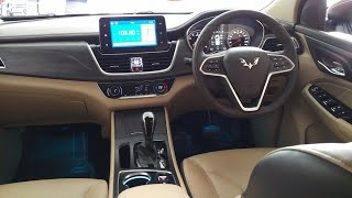Wuling Cortez 1.8 AMT Luxury - Start Up, Lamp, MID, Head Unit, AC