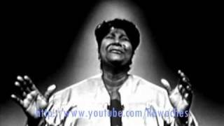 """Just A Closer Walk""- Mahalia Jackson"
