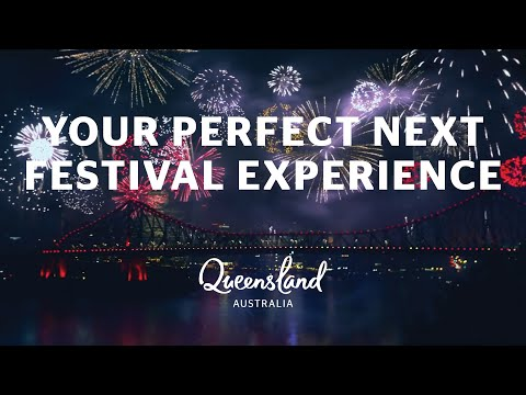 Your perfect next festival experience – Queensland, Australia