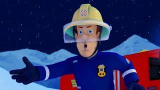 Nuovi Sam il Pompiere italiano 🌟❄️Il lupo a Natale ❄️ Speciale di Natale 🌟Cartoni per bambini