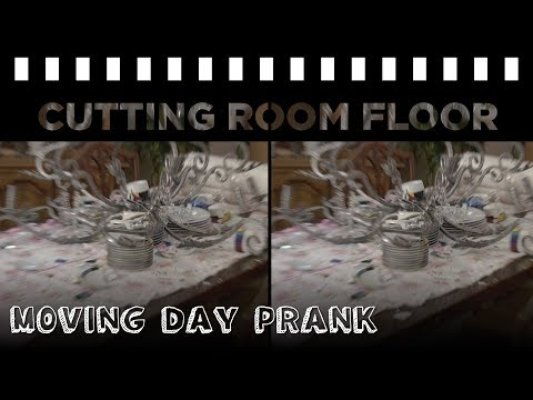 Prank Nearly Earns Crum a Beating   Cutting Room Floor