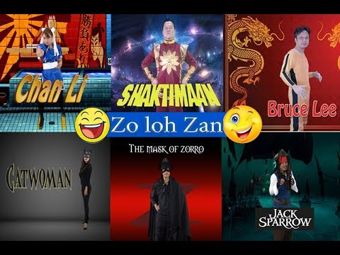 RS Traders LPS Comedian Search 3rd Round (Zo Loh Zan)