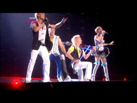 Run Away (Moldova) Eurovision 2010 - Sunstroke Project and Olia Tira