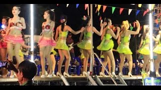 Folk way-Dance facts-learn thai-youtube thai-Dance Classes-รำวงเพชรบุรี-แก้บน 9 เพลง-B