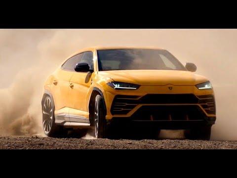 Introducing the Lamborghini Urus.  Now accepting orders.