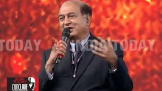 Abdul Basit Vs G Parthasarthy On India Pakistan Love Story or Hate Tale | India Today Conclave 2017